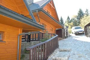 Domki w Krynicy