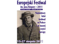 Europejski Festiwal im. Jana Kiepury - Krynica Zdrój