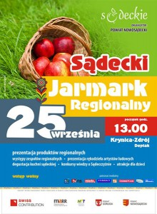 Sądecki Jarmark Regionalny w Krynicy