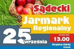 prezentacja produktów regionalnych w Krynicy