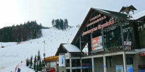 Stacja narciarska Jaworzyna Krynicka