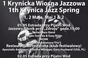 Wiosna Jazzowa w Krynicy-Zdrój