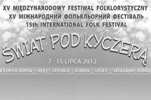 XV Międzynarodowy Festiwal Folklorystyczny