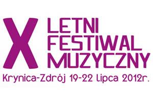 X Letni Festiwal Muzyczny w Krynicy