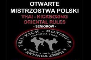 Mistrzostwa Polski Thai-Boxing Oriental Rules Seniorów w Krynicy