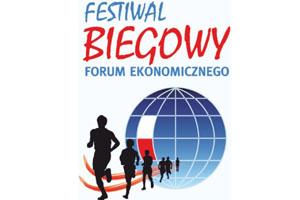 Festiwal biegowy Forum Ekonomicznego w Krynicy