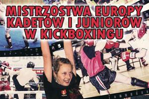 Mistrzostwa Europy Kadetów i Juniorów w Kickboxingu w Krynicy