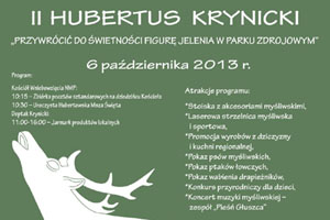 II Hubertus Krynicki w Krynicy