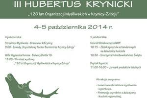 III Hubertus Krynicki w Krynicy