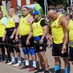 Zawody Strongman w Krynicy
