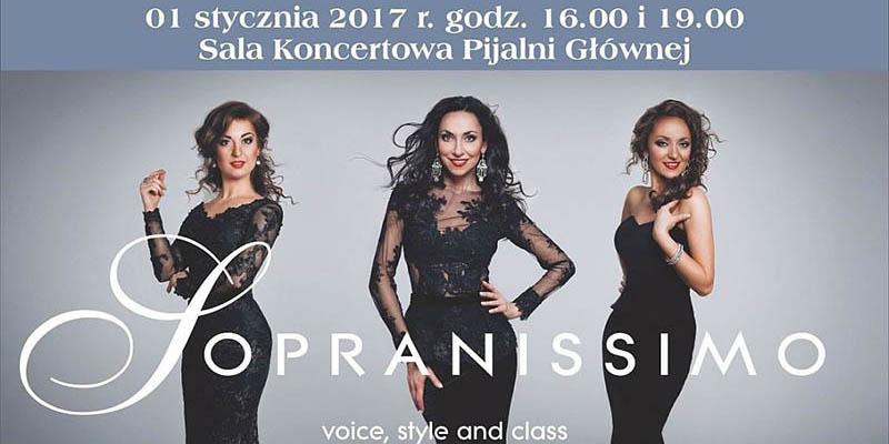 Koncert Noworoczny 2017 w Krynicy