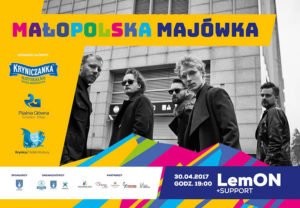 Małopolska Majówka 2017 LEMON