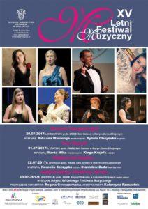 XV Letni Festiwal Muzyczny w Krynicy