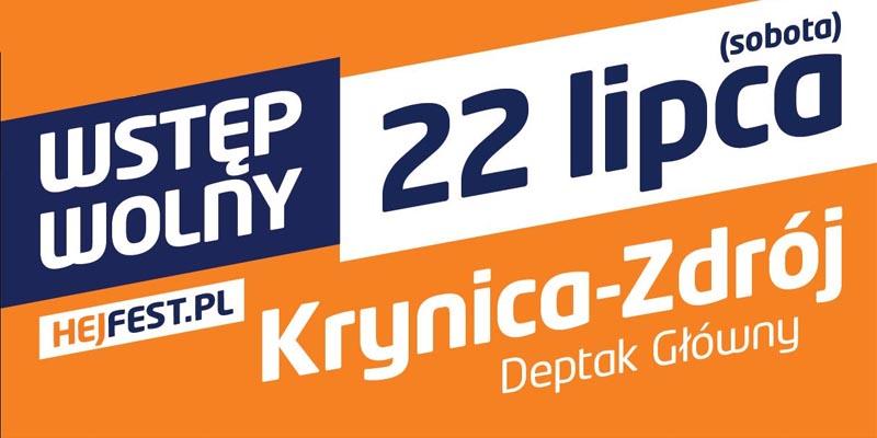 HejFest 2017 - Krynica-Zdrój