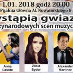 Wielki Koncert Noworoczny 2018 w Krynicy-Zdroju