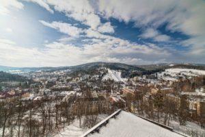 ORW Panorama - widok z budynku