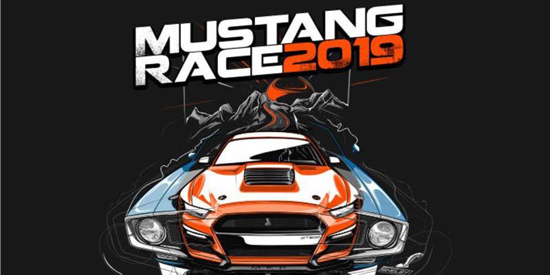 Mustang Race 2019 - Jaworzyna Krynicka