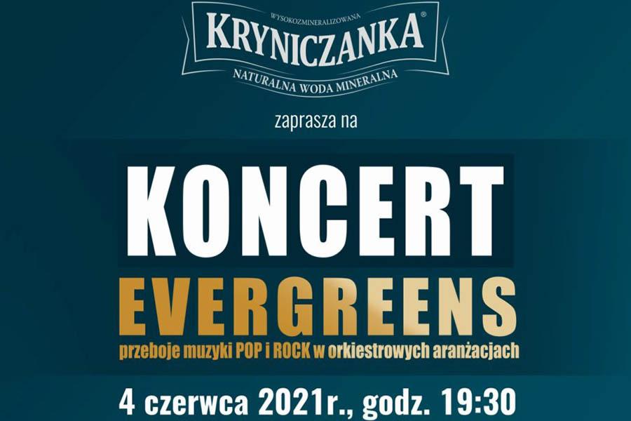 koncert Evergreens w Krynicy-Zdroju