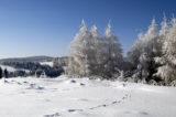 Krynica Zdrój zimą - zdjęcia