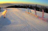 Krynica Zdrój zimą - zdjecia - wstęp