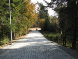 Góra parkowa - październik 2010