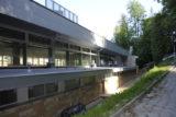 Zdjęcia z remontu Pijalni Głównej w Krynicy - czerwiec 2014