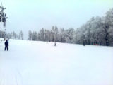 Zima na Jaworzynie Krynickiej - zdjęcia